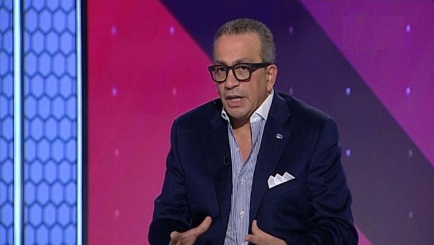 فيديو| عمرو الجنايني.. خبير مالي يحكم جمهورية الكرة المصرية