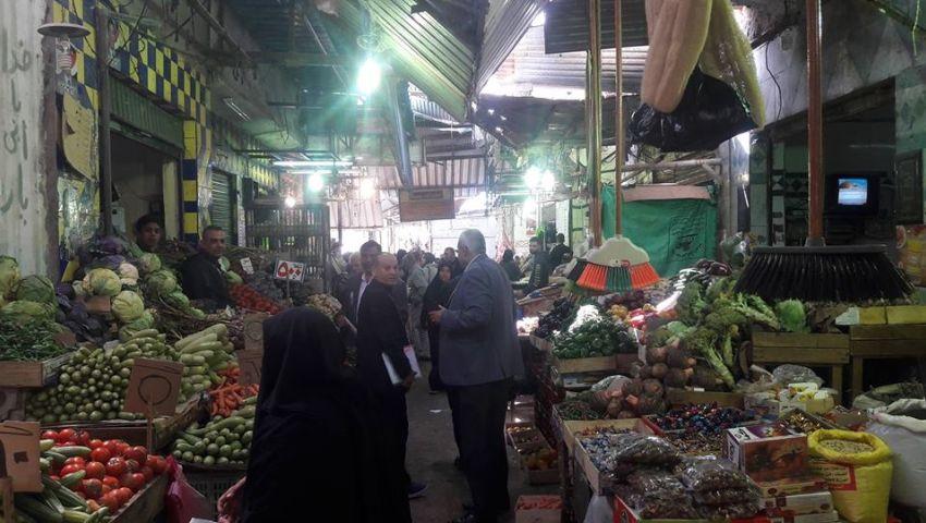 حقيقة منع إدخال السلع والمواد الغذائية لشمال سيناء