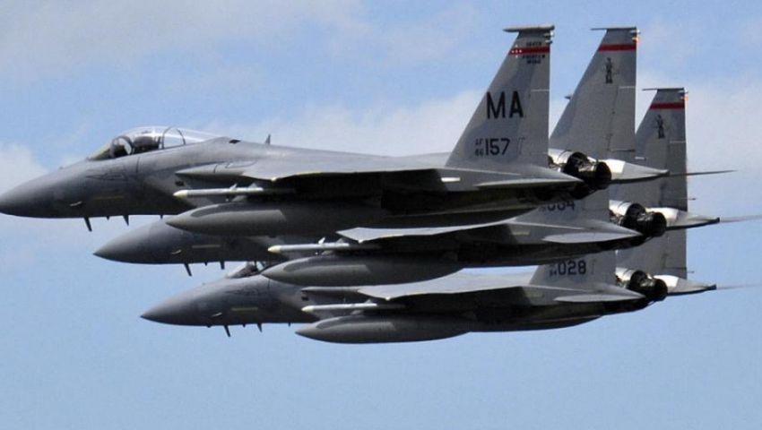 لهذه الأسباب.. أمريكا تنشر 12 مقاتلة جديدة في منطقة الخليج