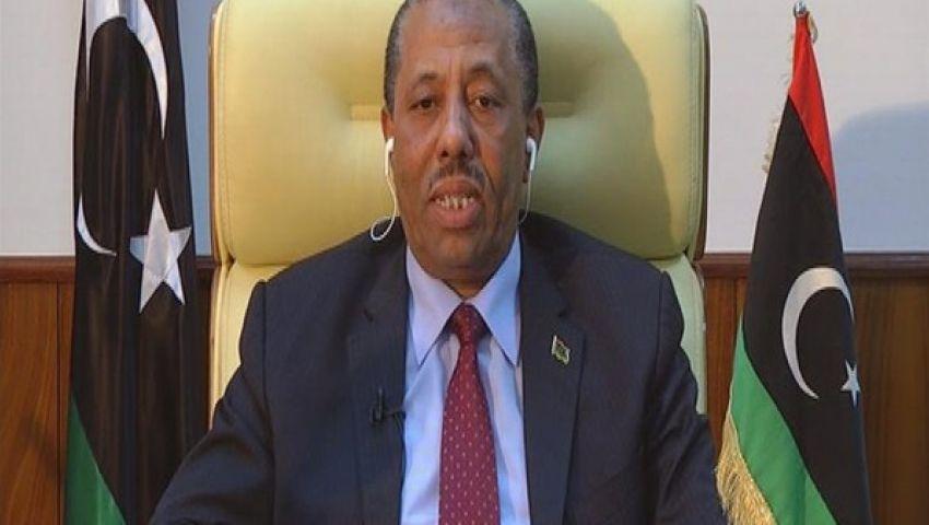 اجتماع طارئ للحكومة الليبية لبحث أوضاع بنغازي