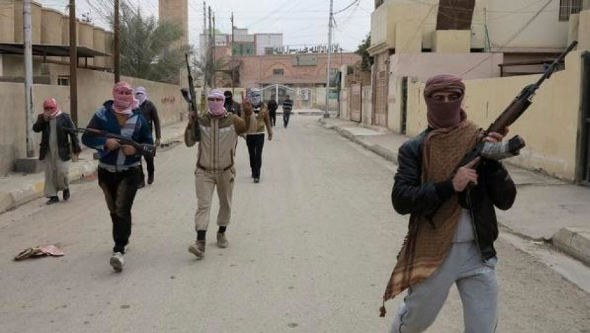 داعش يشن هجوما واسعا على مناطق بالأنبار