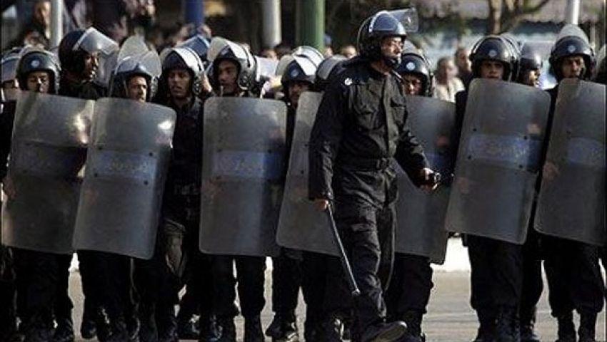 القبض على 7 من شباب حزب الحرية والعدالة بالشرقية