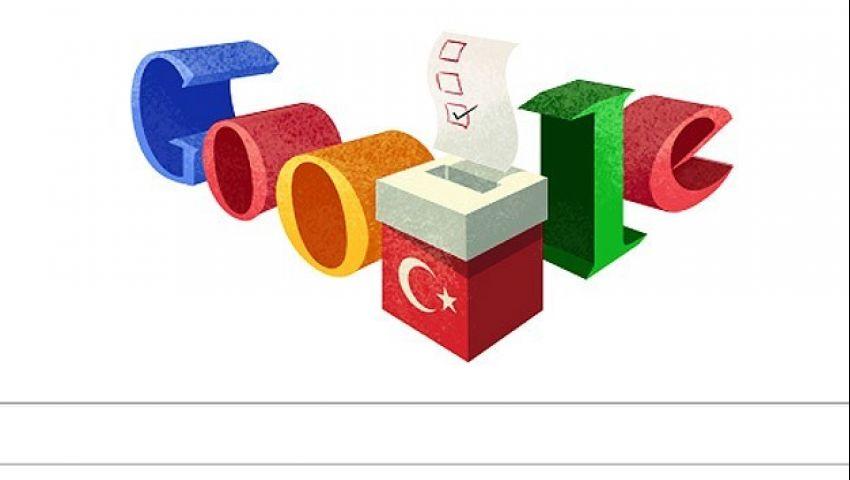 جوجل تضع شعارًا خاصًا بانتخابات الرئاسة التركية