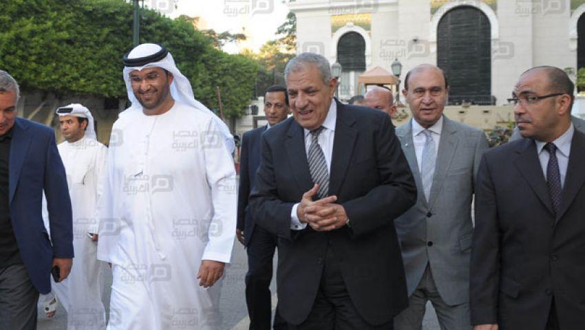 الإمارات تتصدر التحالف الفائز بحفر قناة السويس الجديدة