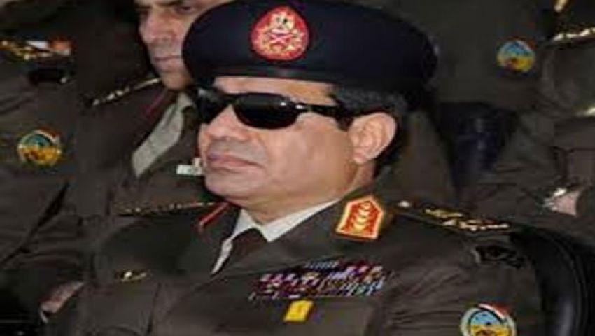 مطلب وطن تبدأ حملة ترشيح السيسي رئيسًا