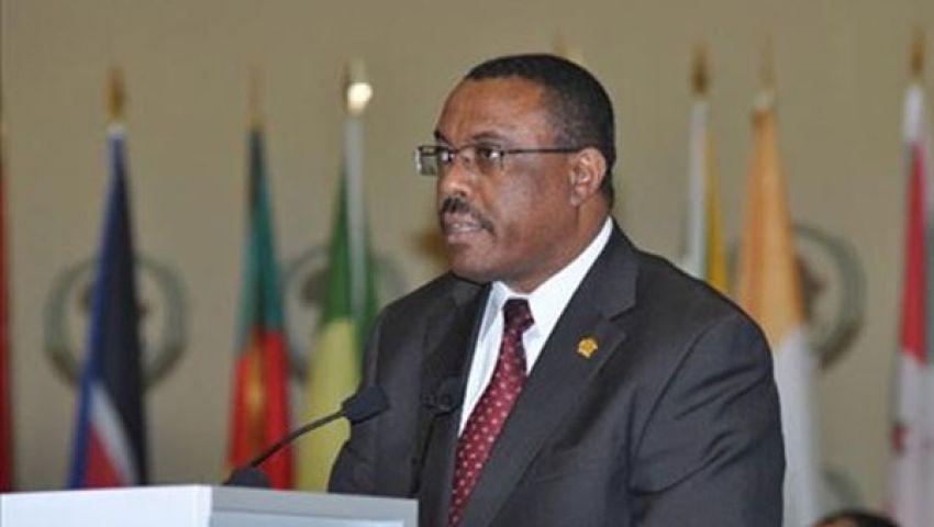 مساعد وزير الدفاع الأمريكي يلتقي رئيس وزراء إثيوبيا