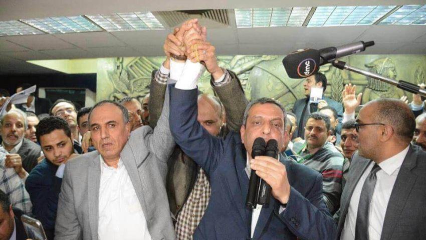 صراع مبكر حول مقعد «نقيب الصحفيين».. وقلاش: «ميصحش يكون التموين برنامج انتخابي»
