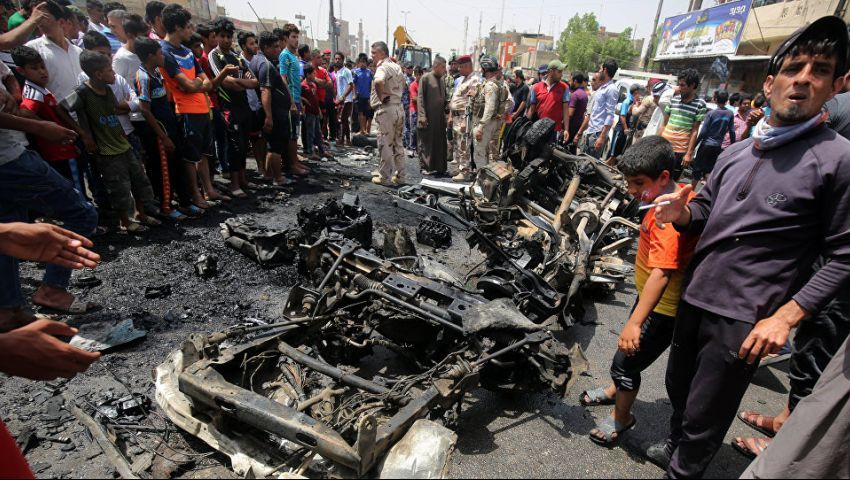 العراق.. تفجير انتحاري يستهدف منزل مسؤول محلي بالفلوجة
