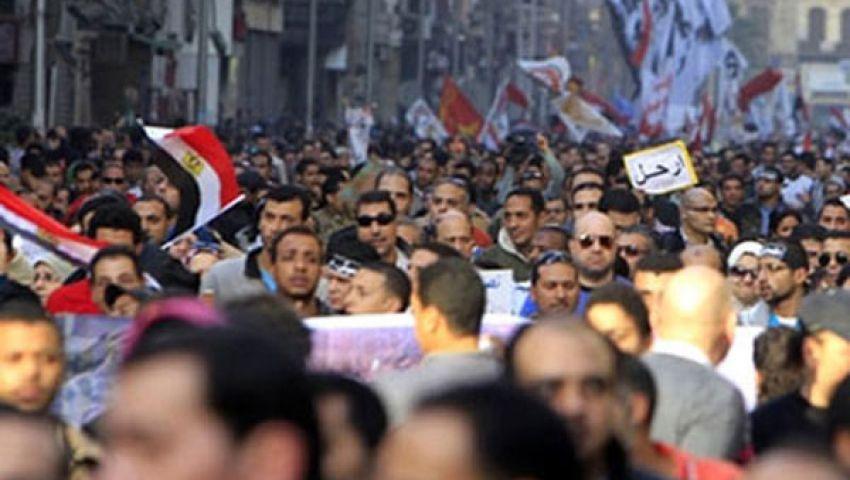 6 إبريل تنظم سلاسل بشرية في بني سويف