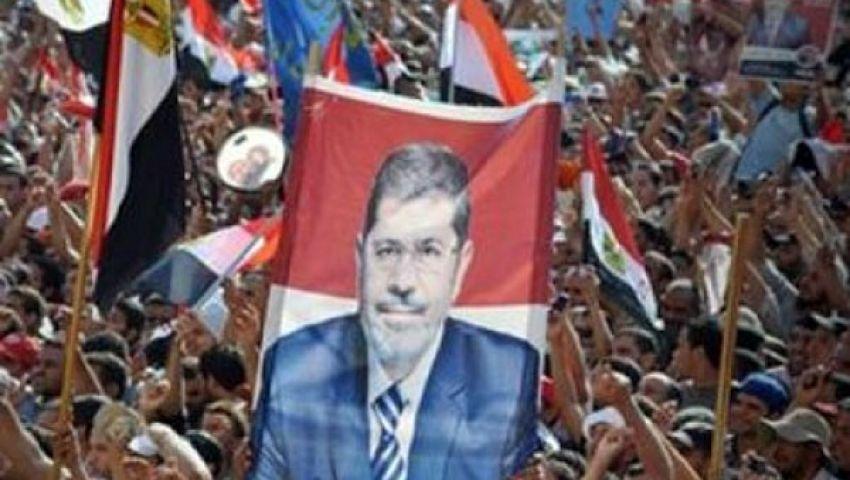 إخوان المنوفية يشاركون في مليونية الزحف