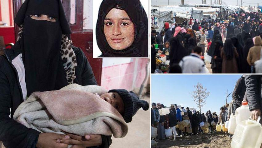 ميرور: شميما بيغوم «عروس داعش».. تعيش بـ«قرية الملعونين»