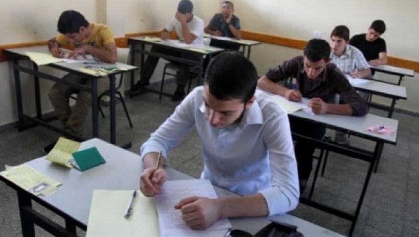 طلاب إعدادية القاهرة عن امتحان الهندسة: سهل ولكن طويل