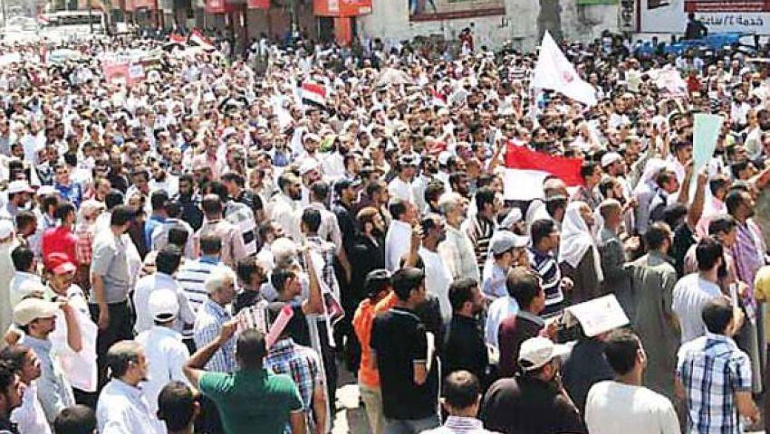 خطباء الجمعة بأسيوط يحذرون من سفك دماء المصريين
