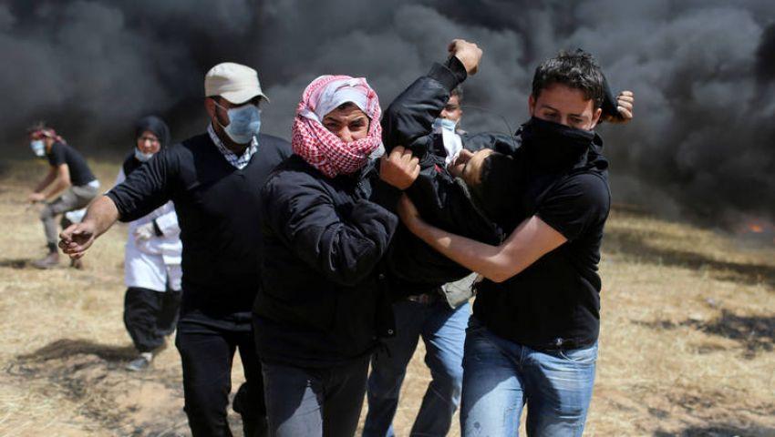 أرقام مرعبة لجرائم الاحتلال ضد الفلسطينيين.. هذا ما حدث في 30 يومًا
