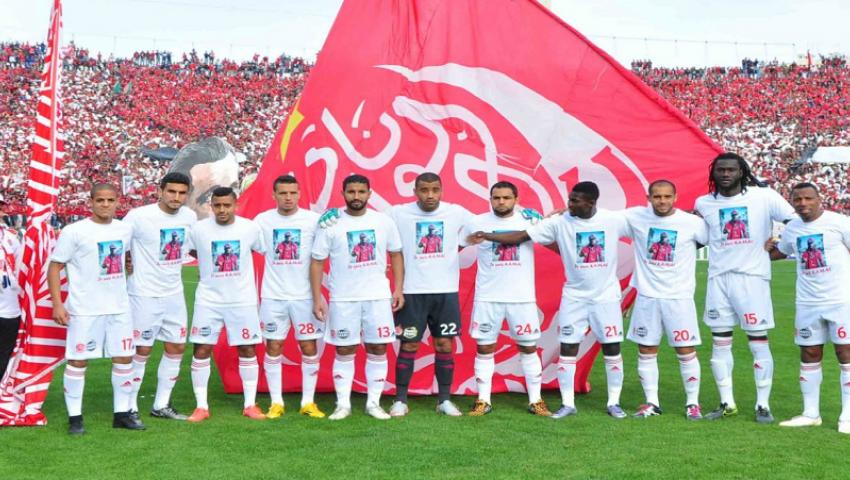 الوداد ضد الأهلي.. الحداد وكاسونجو يقودان هجوم الفريق المغربي
