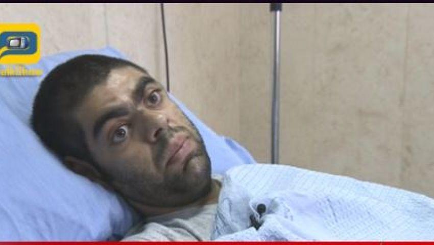 شاهد.. شاب فلسطيني يحكي مأساته مع المستعربين .. من الميدان إلى الشلل