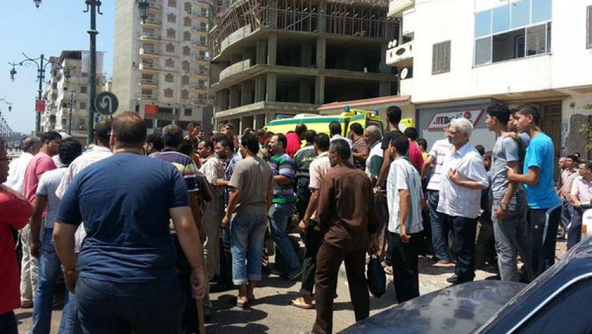 اشتباكات بالرصاص بين مؤيدي مرسي ومعارضيه بدمياط