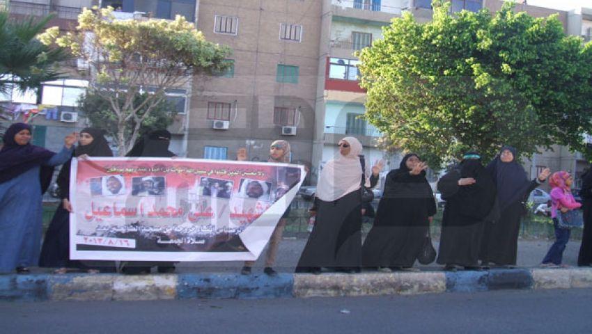 فيديو..أسر ضحايا الإسماعيلية: لن نترك الميادين