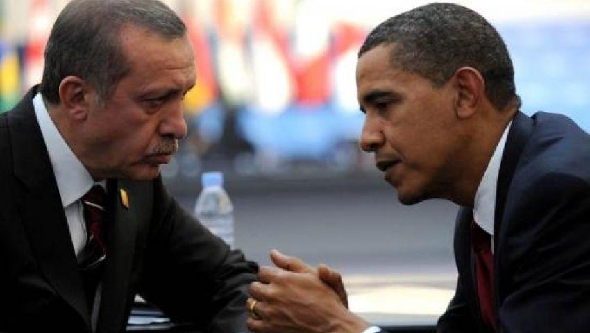 أوباما: ندعم حق تركيا في الدفاع عن نفسها.. وأردوغان: نريد السلام