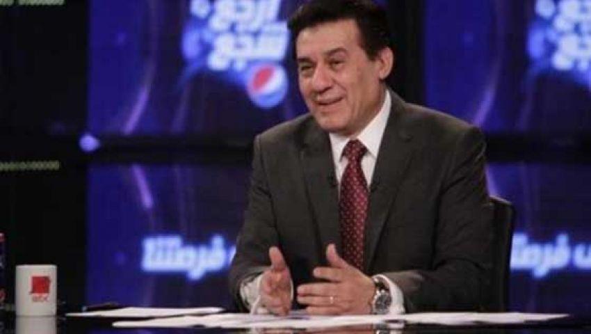 بالفيديو.. مدحت شلبي يصف سيف زاهر باللص
