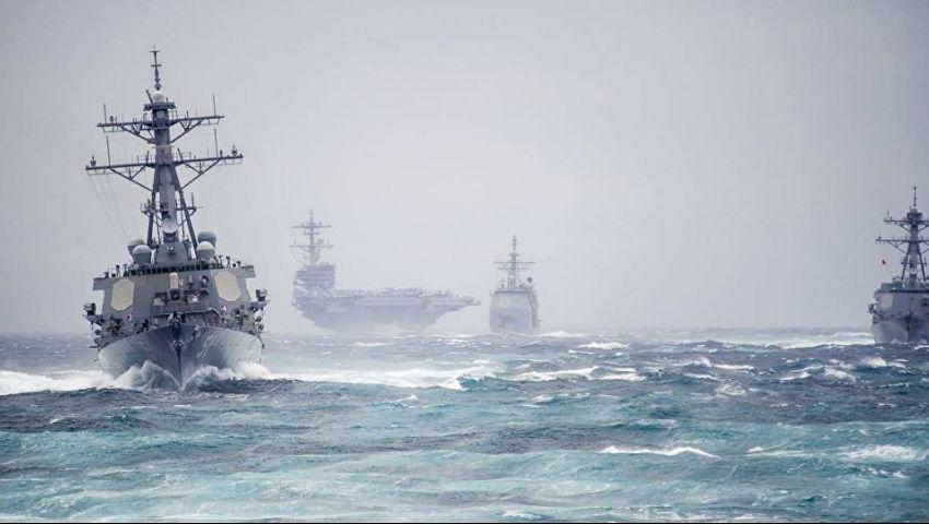 التوتر يتصاعد| 200 فرقاطة إيرانية تجوب الخليج وترامب: انتظروا الـ48 ساعة المقبلة