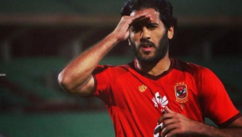 5 أسابيع تفصل مروان محسن عن العودة للملاعب