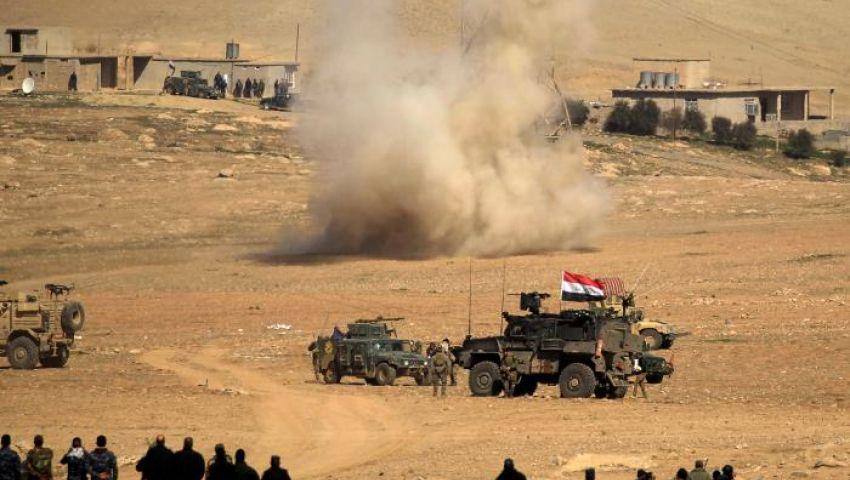 العراق.. تحرير حي العروبة والمنطقة الصناعية غرب الموصل