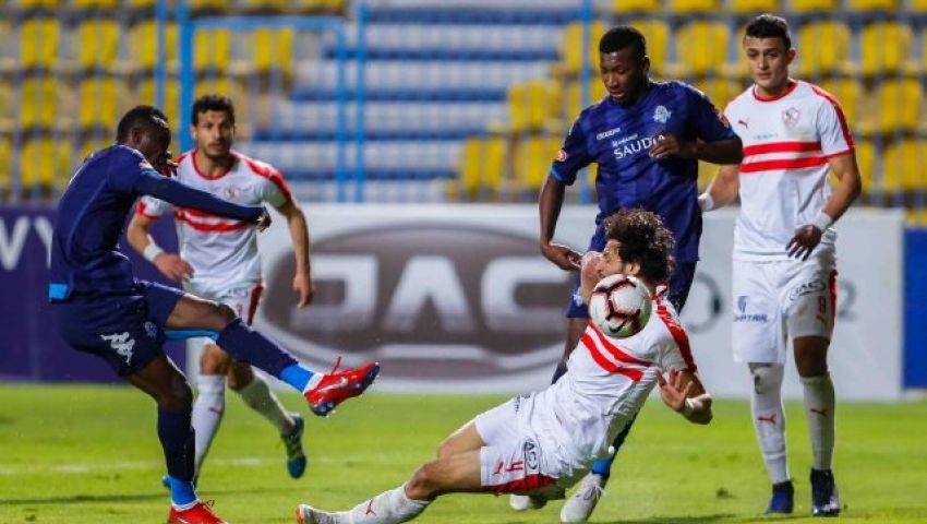 «هاتوها يارجالة».. دعم زملكاوي للفريق الأبيض قبل نهائي كأس مصر