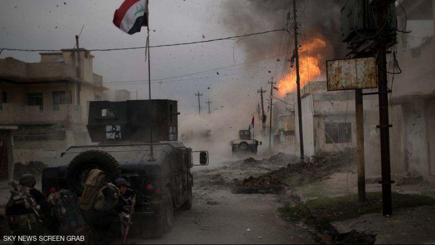 قائدان أمريكانيرجحان مسئولية التحالف عن مجزرة الموصل