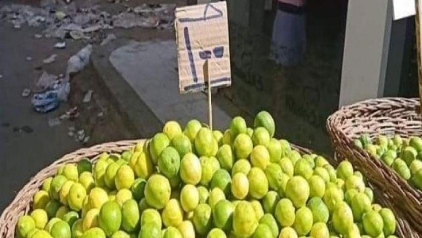 بعد وصوله لـ 100جنيه.. 3 أسباب لارتفاع أسعار الليمون