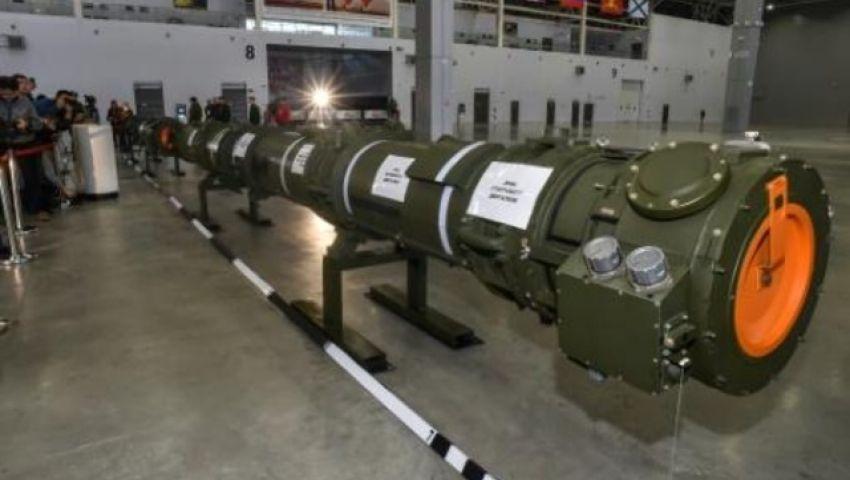 صاروخ يعمل بالدفع النووي وراء الانفجار بقاعدة روسية