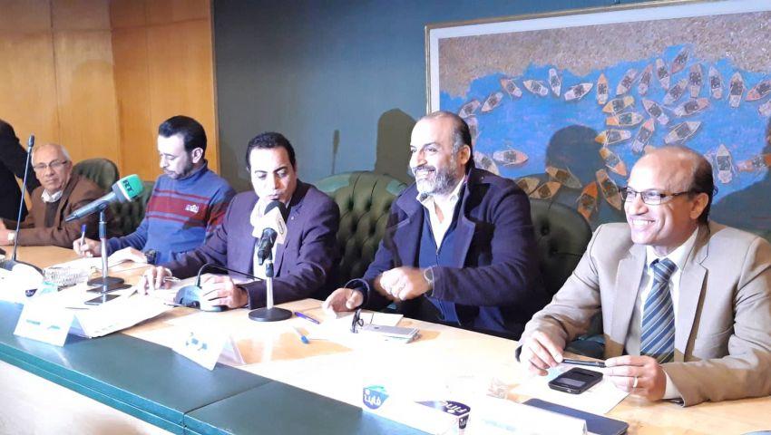 في اليوم الأول لانتخابات الصحفيين.. 4 مرشحين على مقعد النقيب بوعود مختلفة