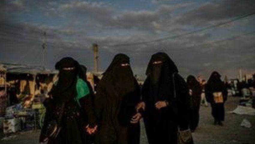 فيديو| «لم أر إلا الظلم»..  زوجة أحد الإرهابيين تروي مأساتها مع داعش في سوريا