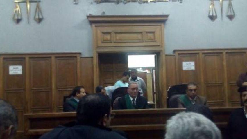 اليوم..  استكمال إعادة محاكمة 23 متهمًا بالتخابر مع حماس
