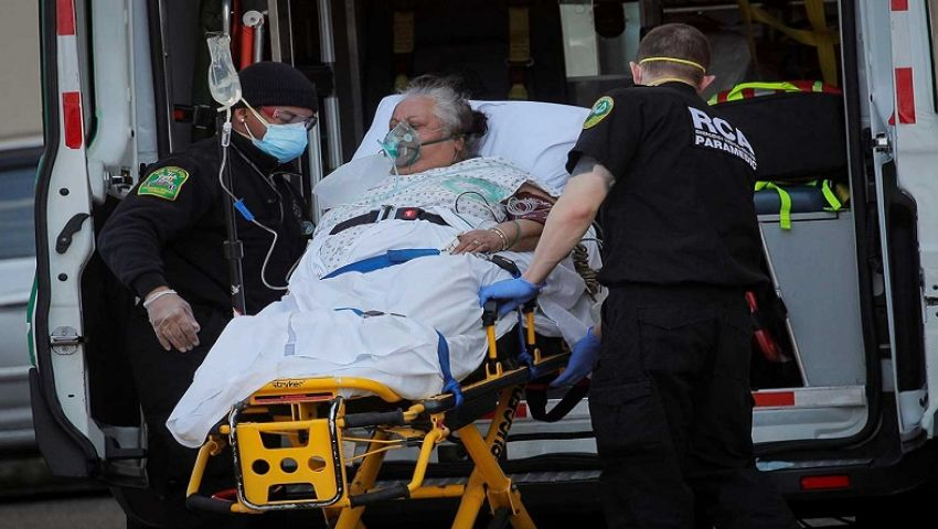 لليوم الخامس على التوالي.. أكثر من 60 ألف إصابة يومية بكورونا في أمريكا (صور)