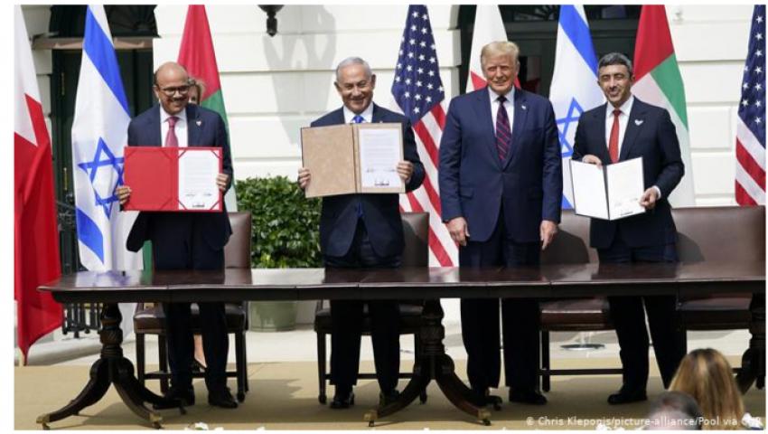 خبير ألماني: التطلع إلى أسلحة «إسرائيل» المتطورة وراء التطبيع