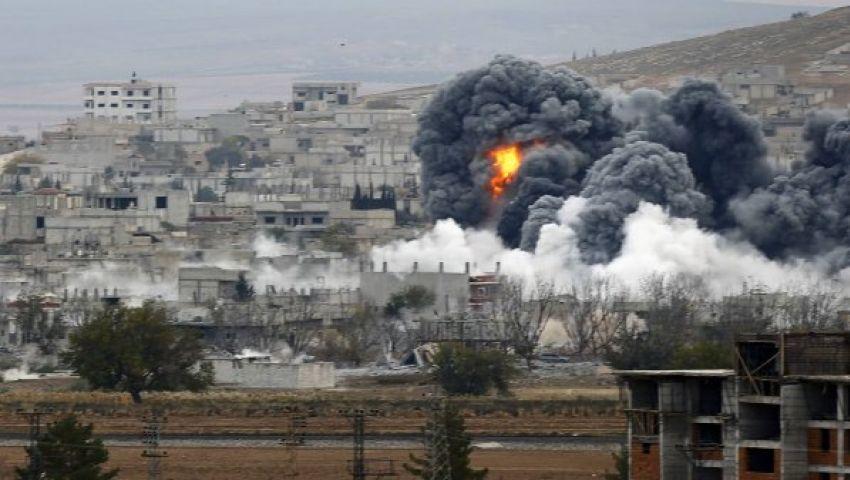 بسبب القصف الروسي.. منع صلاة الجمعة في حلب و إدلب