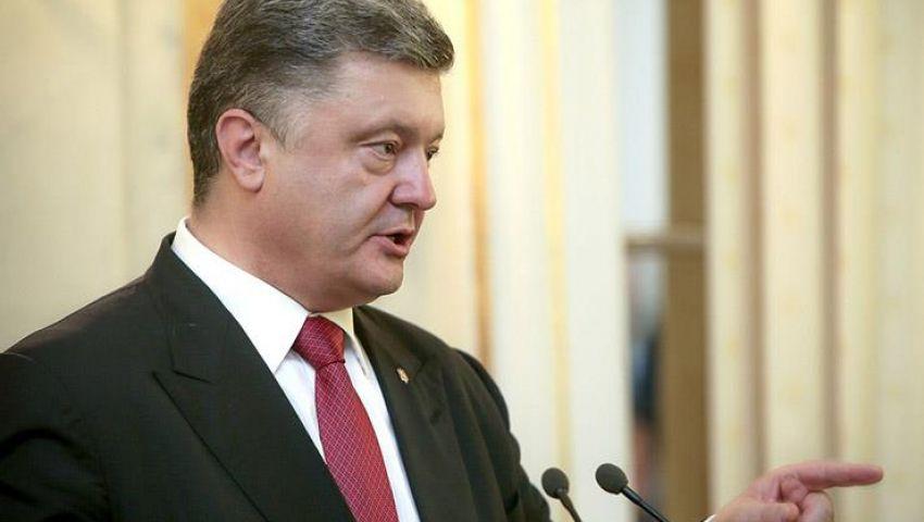 «كن رجلاً».. رئيس أوكرانيا يثير جدلًا برسالة نارية لمنافسه في الانتخابات (فيديو)