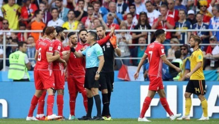 فيديو|  تونس تلحق بالثلاثي العربي وتودع مونديال روسيا