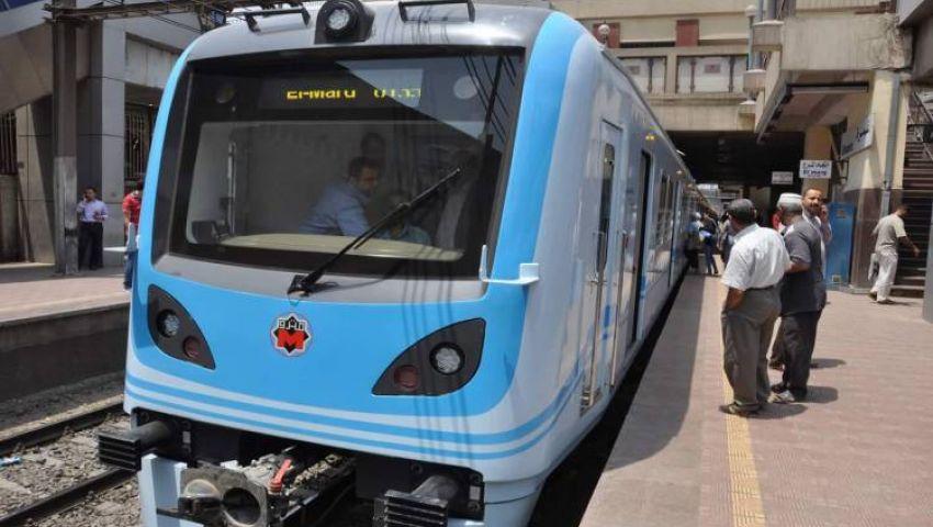«المترو» تعلن تأخير مواعيد أول قطارات الخط الأول من المرج الجديدة