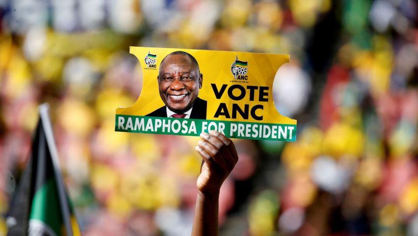 واشنطن بوست: فوز الحزب الحاكم بجنوب أفريقيا في الانتخابات.. انتصار مر