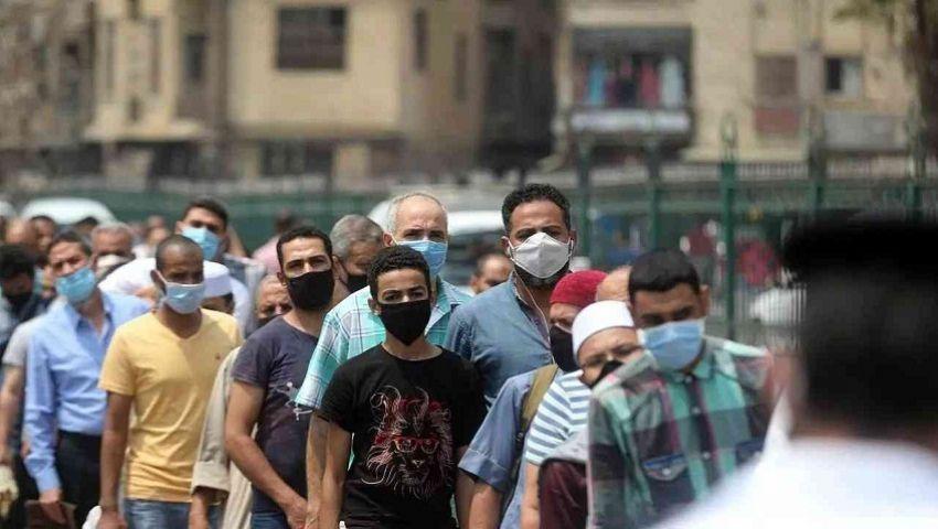 آخر تطورات «كورونا» في مصر حتى اليوم الأحد 24 يناير(فيديو)