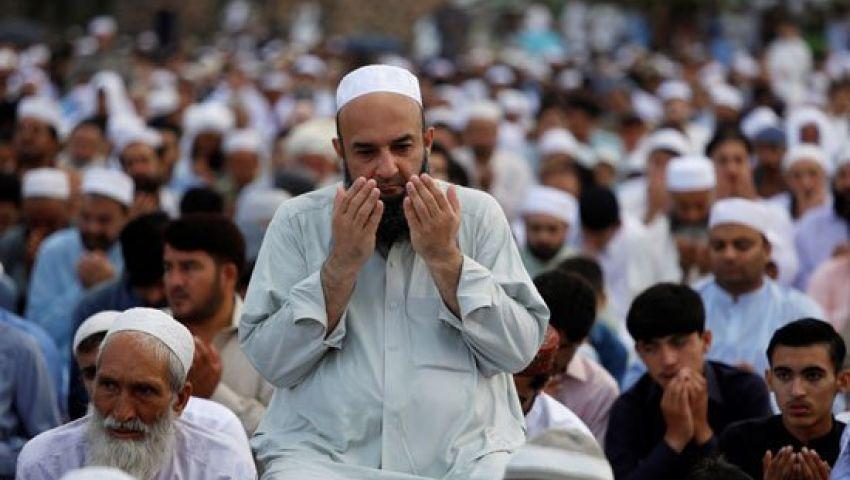 صور   مظاهر الاحتفال بعيد الفطر في عدد من البلدان الإسلامية