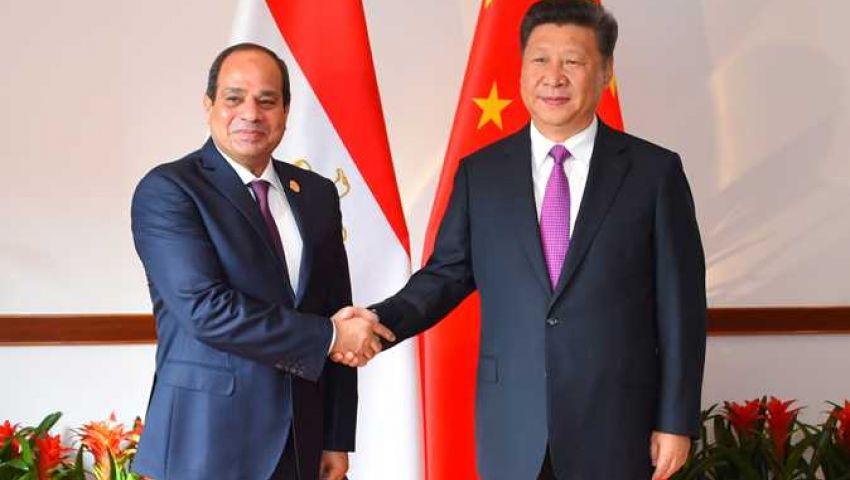 بمشاركة السيسي.. «الحزام والطريق» باب التنين الصيني إلى العالم