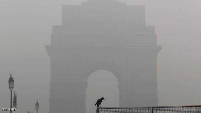 بالصور| نيودلهي «غرفة غاز».. مهرجان الأنوار رفع تلوث الهواء إلى أسوأ مستوياته