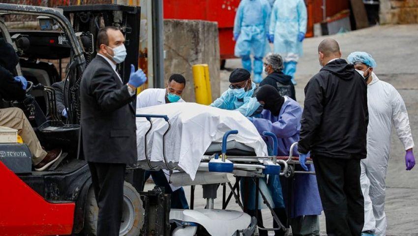 الجائحة تنهش أمريكا.. 3800 وفاة جديدة بكورونا خلال 24 ساعة