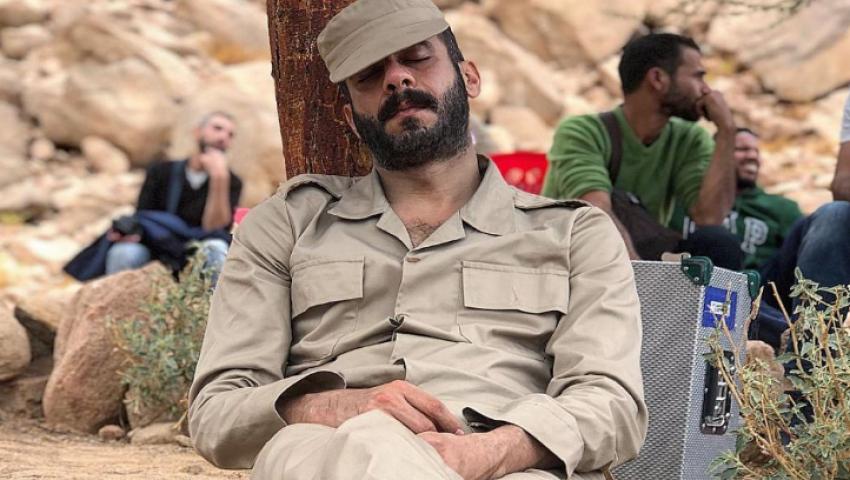 بالصور| مسلسلان وفيلم ومسرحية لمحمد فراج في رمضان 2019