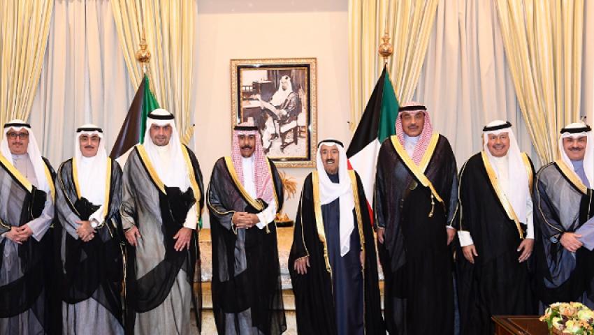 رئيس الحكومة الكويتية يؤدي اليمين الدستورية.. و«هذه» وصايا أمير البلاد