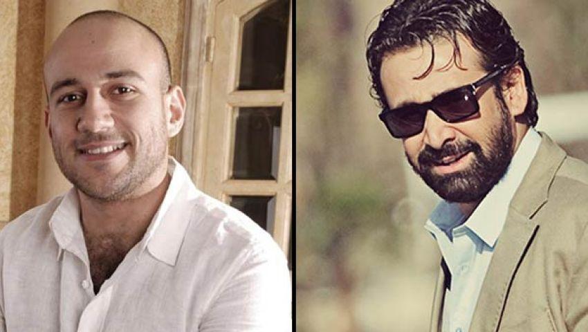 مكي وكريم عبد العزيز في «الداخلية» لتصوير «الاختيار 2»