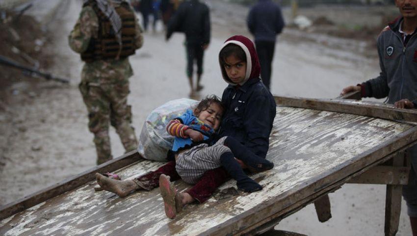 العفو الدولية: غارات التحالف في الموصل تنتهك القانون الدولي